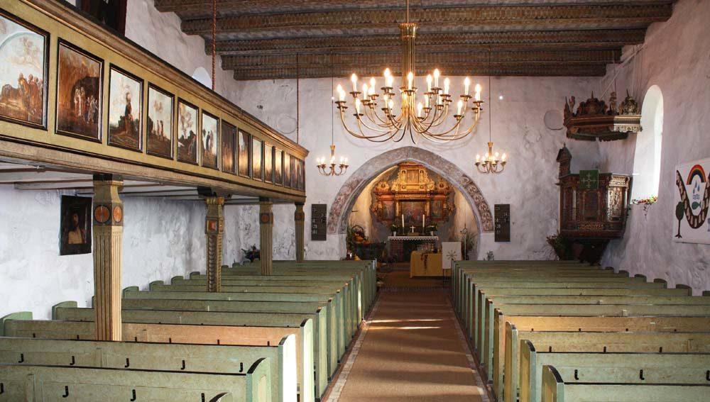 Pfingstgottesdienst auf dem Twiebarg