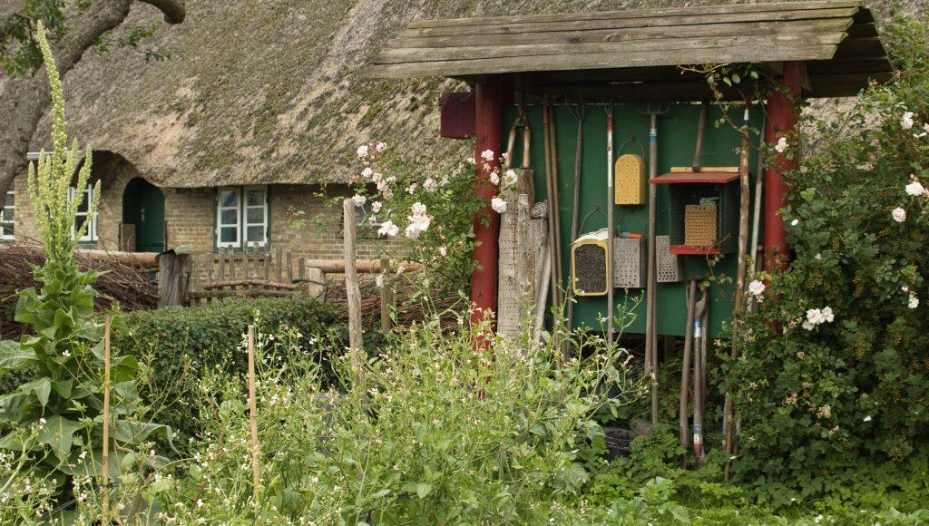 Bauerngarten am Ohlsenhaus